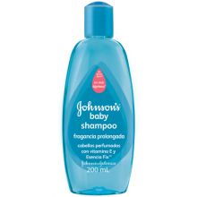 Shampoo Fragancia Prolongada JOHNSON'S® baby